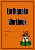 Earthquake workbook