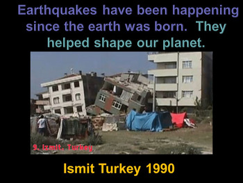 Earthquakes (Updated and ANIMATED)