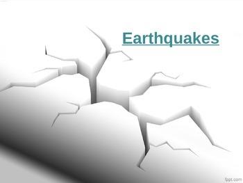 Earthquakes (Powerpoint & STEM Lab)