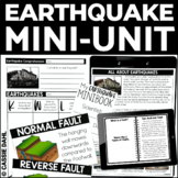 Earthquakes (Print and Digital) | Distance Learning