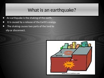 Earthquakes-power point