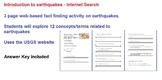 Earthquakes - An introduction