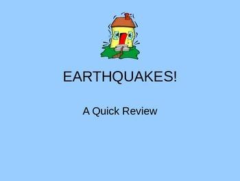 Earthquakes Clicker Game