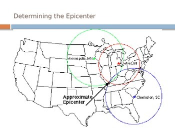Earthquakes - Detecting Earthquakes