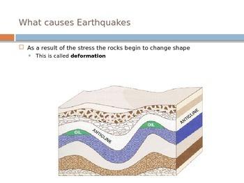 Earthquakes - Earthquake Causes