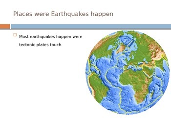 Earthquakes - Earthquake Causes