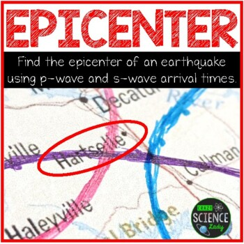 Earthquakes: Finding the Epicenter