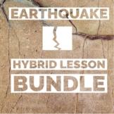 Earthquake Hybrid Bundle for Middle School