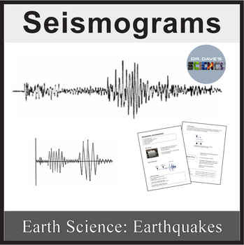 Earthquakes: Seismic Waves MS-ESS3-2