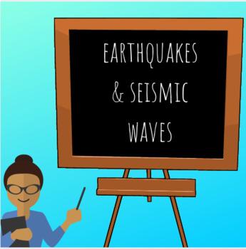 Earthquakes & Seismic Waves Powerpoint