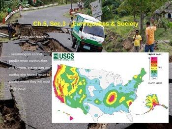 Earthquakes & Society