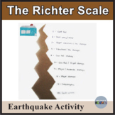 Earthquakes: The Richter Scale NGSS MS-ESS2-1, MS-ESS2-2
