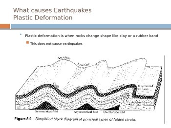 Earthquakes - What are Earthquakes