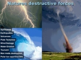 Earths Active Elements- Volcanoes, Earthquakes, Tsunamis, and more