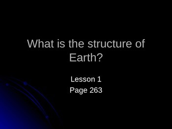 Earth's Changing Surface (5th Grade Scott Foresman Science