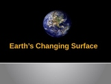 Earth's Changing Surface PPT