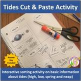 Tides (cut and paste) Activity