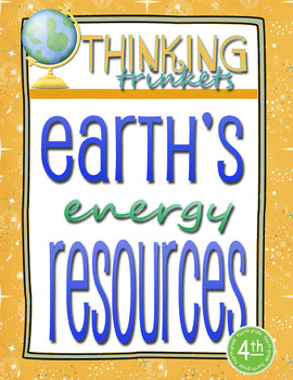 Earth's Energy Resources Lesson Plan