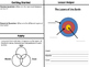 Earth's Features Interactive Science Notebook