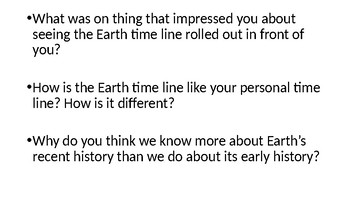 Earths History Investigation 4 Part 3