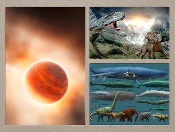 Earth's History Notes