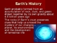 Earths History PowerPoint Presentation Lesson Plan