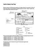 Earths History Test Prep