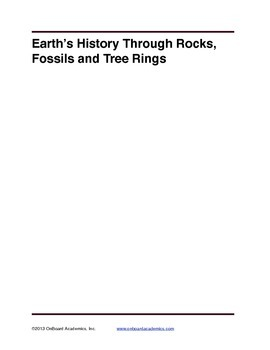 Earth's History through Rocks, Fossils, and Tree Rings