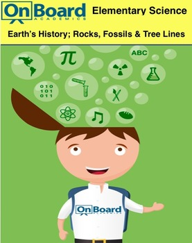 Earth's History through Rocks, Fossils and Tree Rings-Interactive Lesson
