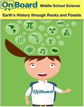 Earth's History through Rocks and Fossils-Interactive Lesson