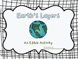 Earth's Layers... an Edible Activity