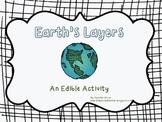 Earth's Layers... an Edible Activity