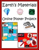 Earth's Materials Research and Online Poster Project