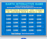 Earth's Materials and Changes Interactive Game