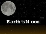 Earth's Moon Presentation
