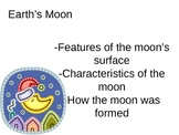 Earths Moon(power point)