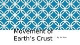 Earth's Movement