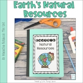 Earth's Natural Resources-An Interactive Notebook Mini Unit