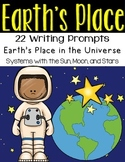 Earth's Place in the Universe Writing Prompts