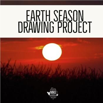 Earths Seasons Drawing Project