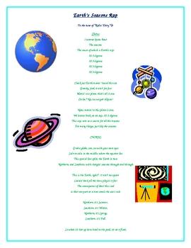 Earth's Seasons Rap
