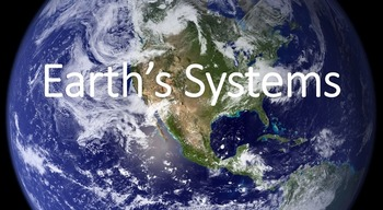 Earth's Systems (NGSS)