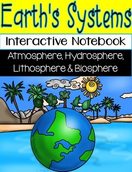 Earth's Systems Interactive Notebook