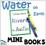 Types of Water and their Roles on Earth Mini Books support Next Gen Science