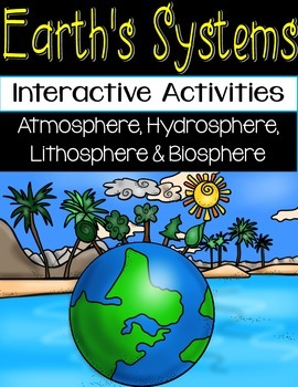 Earth's Systems Science Station Activities