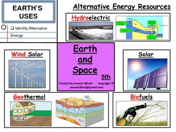 Earth's Uses 5th