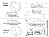 Earth's Water mini-Reader