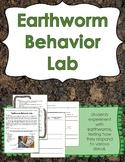 Earthworm Behavior Lab