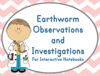 Earthworm Observations and Investigations for Interactive