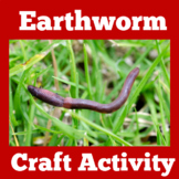 Worms | Earthworms | Science Craft Activity | Kindergarten